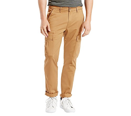 Levi's 541 - Pantaloni cargo da uomo - marrone - 40W x 32L