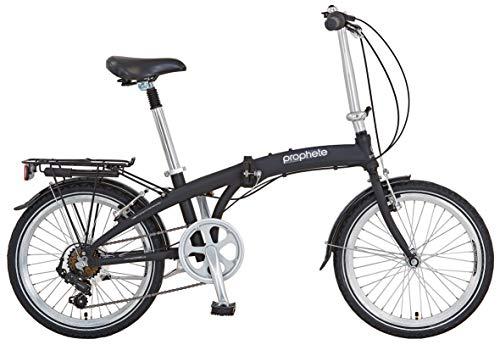 Prophete Unisex– Erwachsene Alu-Faltrad 20