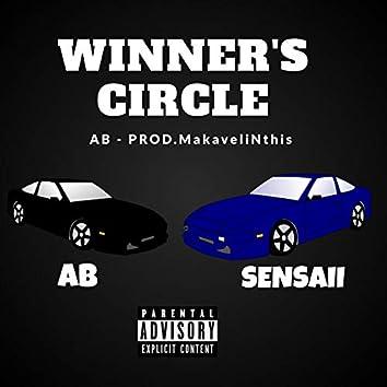 Winners Circle (feat. Sensaay)