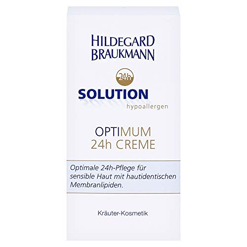 Hildegard Braukmann 24h Solution hypoallergen Optimum-Creme, 50 ml