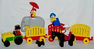 LEGO DUPLO - Vintage Set #2652 - CIRCUS CARAVAN – 1988
