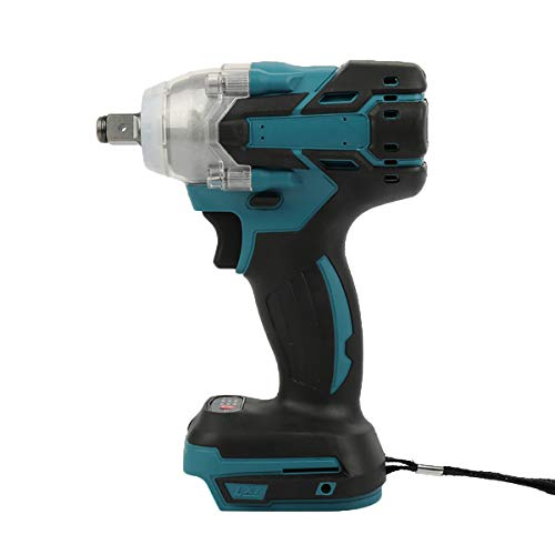 Torque 1/2-Inch Impact Wrench, Driver Power Tool Kit, Lithium-Ion Brushless Cordless 1/2 Inch Compact Drill/Driver (Tool-Only)