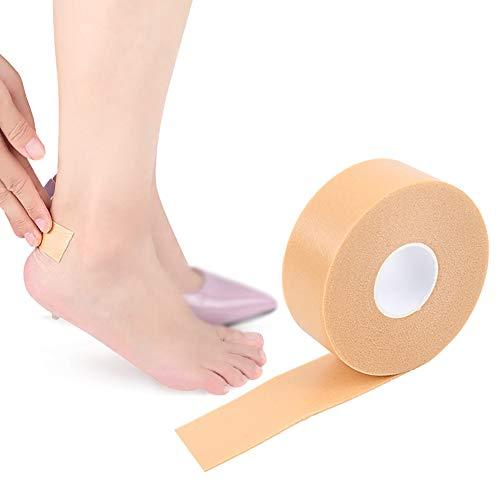 DDG EDMMS Piel de Topo para los pies - Moore Piel Vendaje Roll con Plantilla Extra Heavy Tela de llenado de Cinta Zapatas de fricción Cuidado Personal