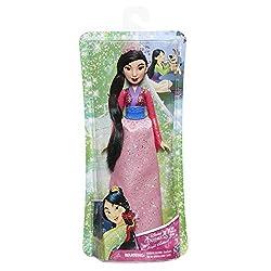 La bambola indossa un abito luccicante nei suoi caratteristici colori L'abito ha un fantastico motivo che brilla e luccica Diadema e scarpe incluse Gonna rimovibile Colleziona tutte le 11 bambole (ognuna venduta singolarmente)