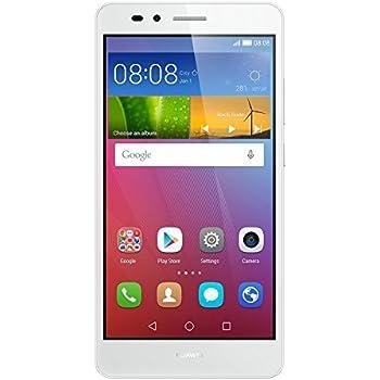 Huawei SIMフリースマートフォン GR5 16GB (Android 5.1/オクタコア/5.5inch/micro SIM) シルバー KII-L22-SILVER
