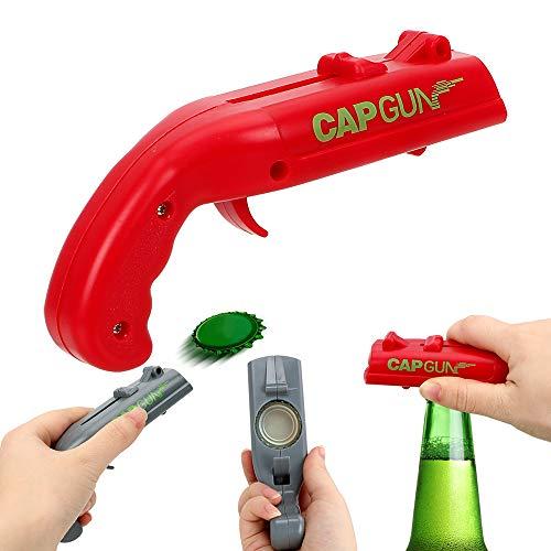 Runy Kitchen Gadgets - Abridor de Botellas de Cerveza con Forma de Pistola