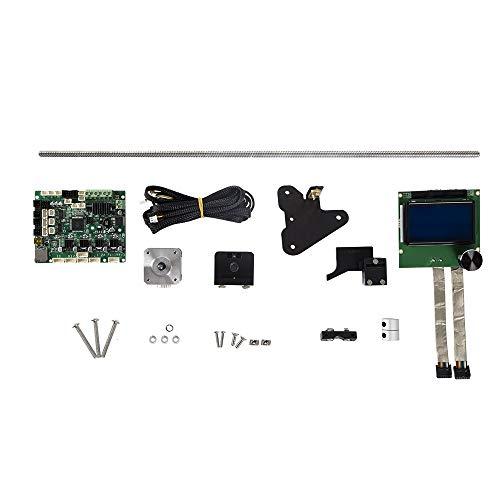 JFY-Printer Accessories-0920 Accessoires d'imprimante 3D Printing Imprimante 3D Pièces 2 CR-10S Axe Z Mise À Jour 2 Vis-mères Fils De Moteur Surveillance D'alarme De Filament Protection 4.1 JFYCUICAN