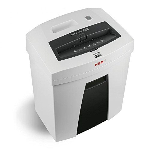 Affordable Strip-Cut Paper Shredder 16to18 Sheet