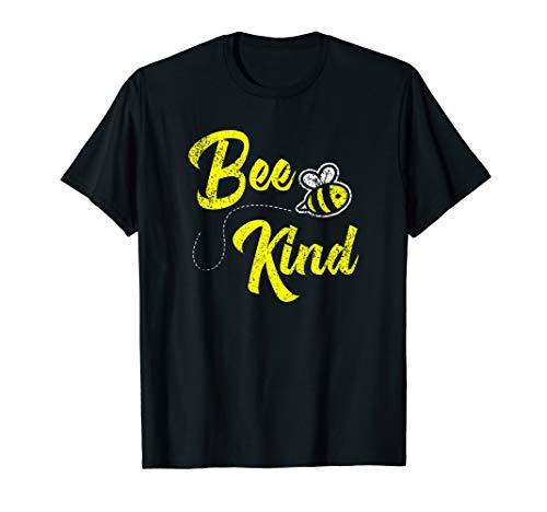Bee Kind Be Kind Teacher Busy like Bee Bumble B T-Shirt