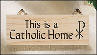Best this is a catholic home sign Reviews