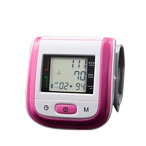 Alftek Gesundheits-automatisches Handgelenk-Blutdruck-Monitor Digital LCD-Blutdruck-Blutdruckmessgerät