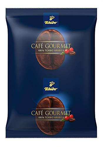 Tchibo Cafe Gourmet mild | Hochwertiger Kaffee aus ganzen Bohnen im 500g Beutel | Ideal für Kaffeevollautomaten | Einzigartige Kaffeequalität von Tchibo