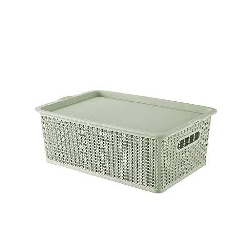 Cesta de Almacenamiento, Caja de Almacenamiento de Ropa, Caja de Almacenamiento de Armario múltiple Separado, Rack de Almacenamiento Multifuncional (tamaño: c) WKY (Size : B)
