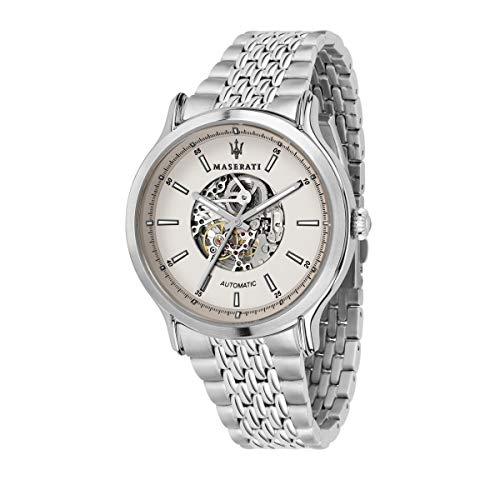 Orologio da uomo, Collezione Legend, automatico, in acciaio - R8823138001