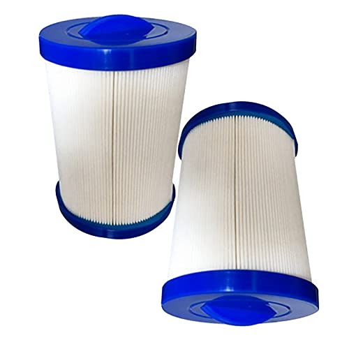 Spa Filter, Cartridge Voor Unicel 6ch-940, Voor Pleatco Pww50 Whirlpool Filter, Jacuzzi Vervangend Filter, Spa Shop Whirlpool (2 Stuks)