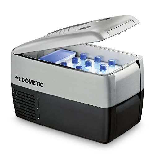 Dometic CoolFreeze CDF 36, tragbare elektrische Kompressor-Kühlbox/Gefrierbox, 31 Liter, 12/24...