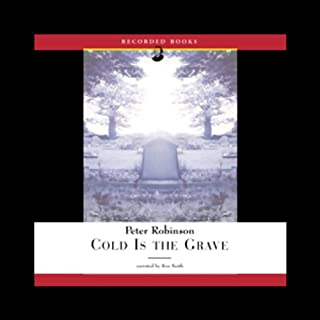 Cold Is the Grave audiobook cover art