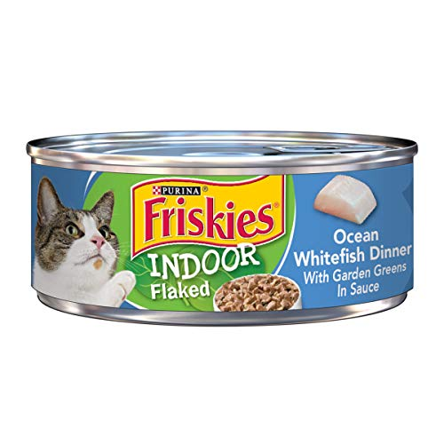 Purina Friskies Indoor Adult Wet Cat Food