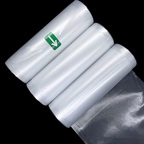 NAND Comida de Cocina Bolsa de vacío Alimentos Mantenga Bolsas de Almacenamiento para el sellador de vacío Vacío Rollos de Embalaje 12/15 / 20/25 / 28cm * 500 cm (Color : 12x500cm)