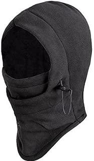 Seibertron Polar Fleece Balaclava Warm Full Face Cover Winter Camping Ski Hiking Snow Mask Beanie Cs Hat for Valentine's Day Gift