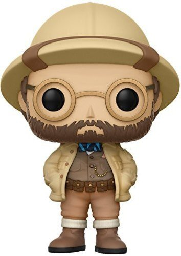 Funko Pop Movie: Jumanji Professor Oberon Collectible Vinyl Figure