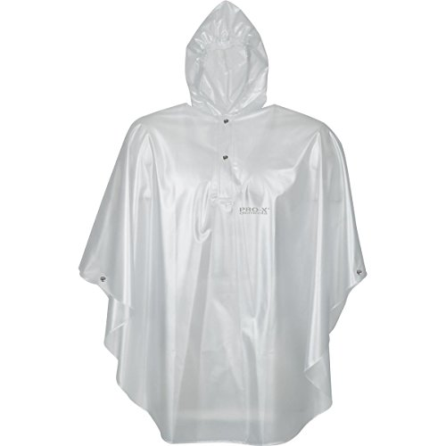 PRO-X elements Kinder-Regen-Poncho Rainy Transparent Pro-X, 164