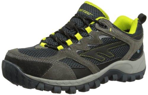 Hi-Tec Trail Blazer waterdicht, heren wandellaarzen, houtskool/zwart, 7 UK (41 EU)
