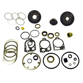 Read About Marine Pro Gear Set, FWD/Pin/Rev 1.87 RH Mercury 175-200hp 2.5L V6 Racheting 43-44104A8 F...