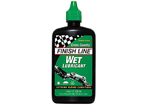 Finish Line Cross Country Wet Chain Gleitmittel, C00040101, NA