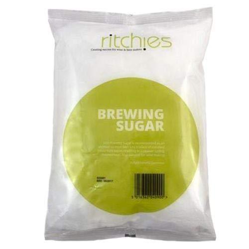 RITCHIES 1kg Brewing & Winemaking Sugar - Dextrose Monohydrate Powdered Glucose