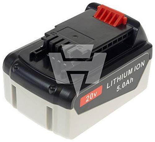RADI-AKKU ASL 188K Batterie Li-ION 20 V 5000 mAh