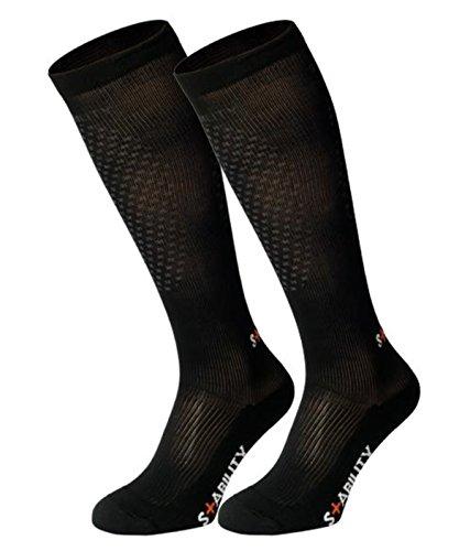 D. fenstec–Socke Kompression–Unisex–41/43