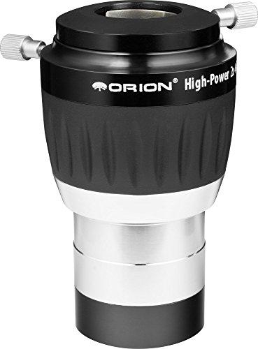 Orion 08471 High-Power 2 Inch 2x 4-Element Barlow Lens (Black)