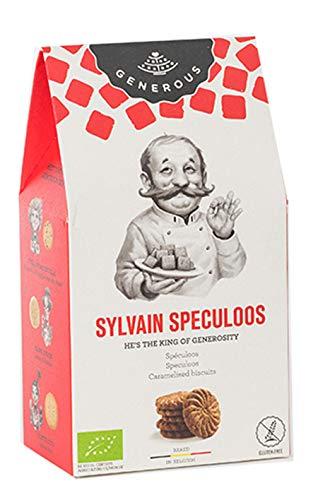 Sylvain Speculoos Spekulatius glutenfrei Bio, 100g