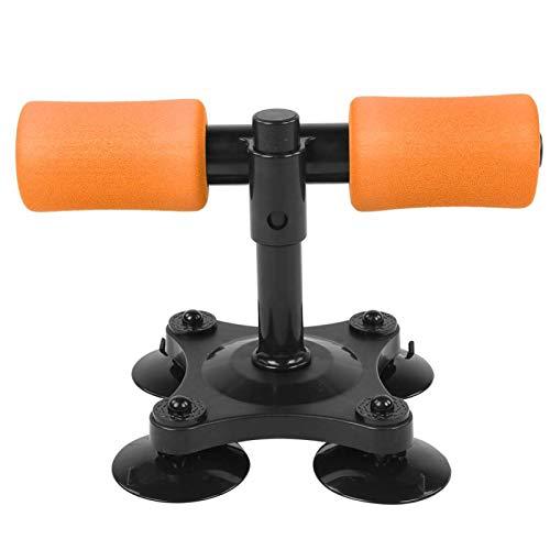 SALUTUYA Ejercitador de Abdominales de Alta Densidad fácil de Instalar Equipo de Fitness de Alta Resistencia, para Gimnasio(Orange)