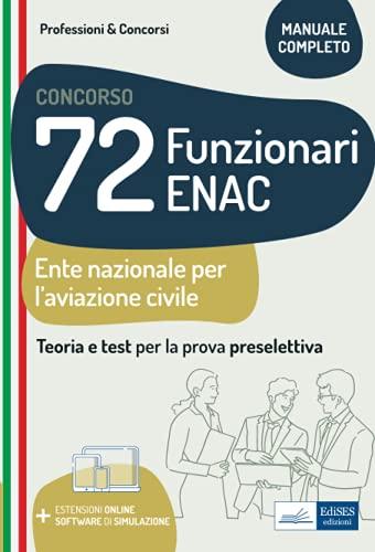 Concorso 72 funzionari ENAC preselettiva