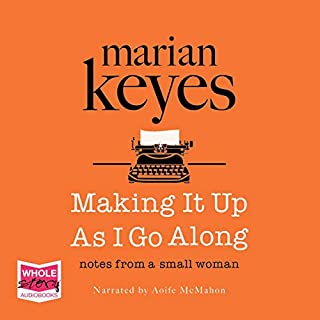 Making It up as I Go Along cover art