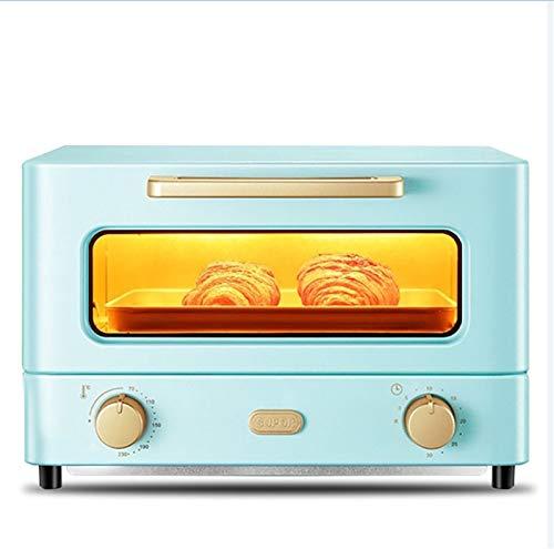 Mini pan horno tostadora 12l Toser 2-Temperatura...
