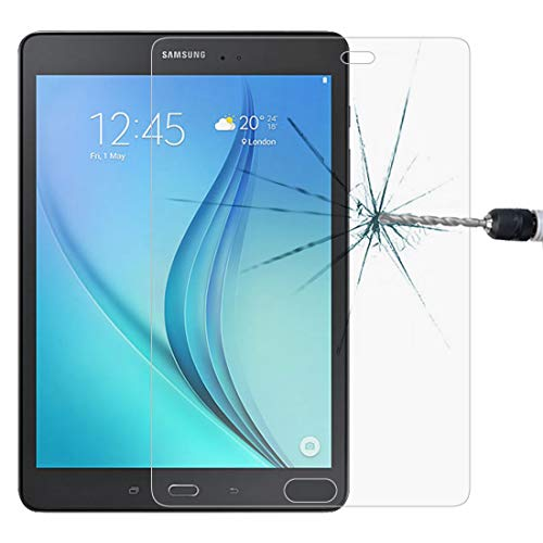 DACHENGJIN Boutique Accessories 0.3mm 9H Full Screen Tempered Glass Film for Galaxy Tab A Plus 9.7 / P550 (Color : Color1)
