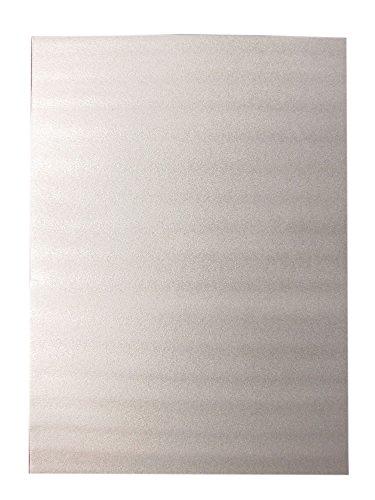 コンポス ミラーマット袋 ライトロン袋 厚み1mm 225×315mm A4 角2 (100枚セット)