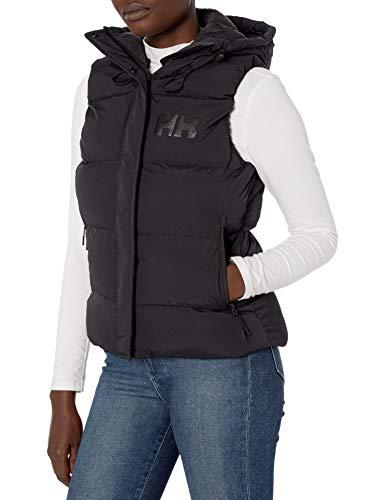 Helly Hansen Nova para mujer, Nova Puffy Chaleco, Mujer, color negro, tamaño extra-large