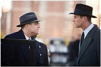 J. Edgar Leonardo DiCaprio as J. Edgar Hoover Talking to Armie Hammer 8 x 10 Inch Photo