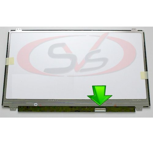 Siliconvalleystore Display Slim LED 15.6 per