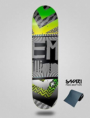 Emillion Fiberglass Strong 8,5 Deck monopatin Skate Skateboard