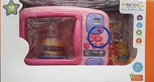 microondas juguete luz sonido fabricante
