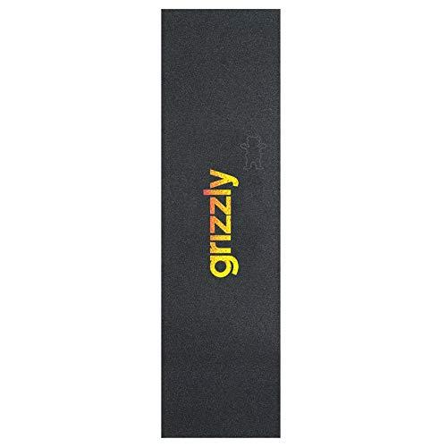 Grizzly Lowercase Fadeaway Skateboard Griptape