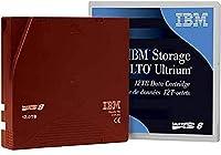 IBM LTO8 データカートリッジ 01PL041 12TB/30TB 20本セット