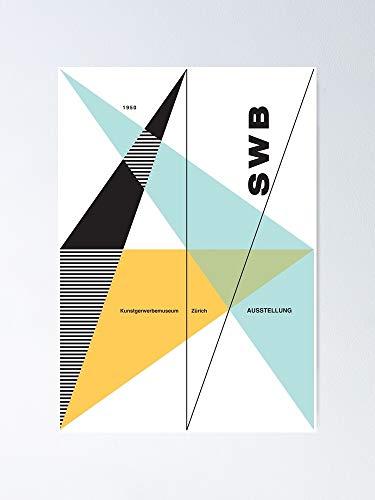 AZSTEEL Swiss Style1 Poster