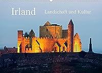 Irland - Landschaft und Kultur (Wandkalender 2022 DIN A2 quer): Irland von Dublin zur Westkueste ueber Donegal bis zur Nordkueste Nordirlands (Monatskalender, 14 Seiten )