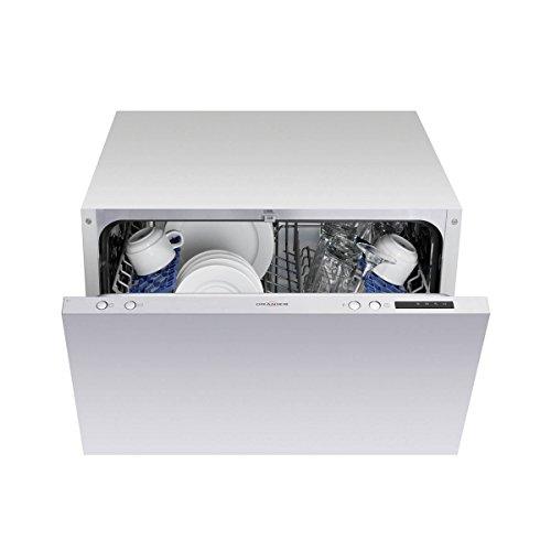 Oranier GAVI 7582-7582 63 Vollintegrierbarer Einbaugeschirrspüler Spülautomat
